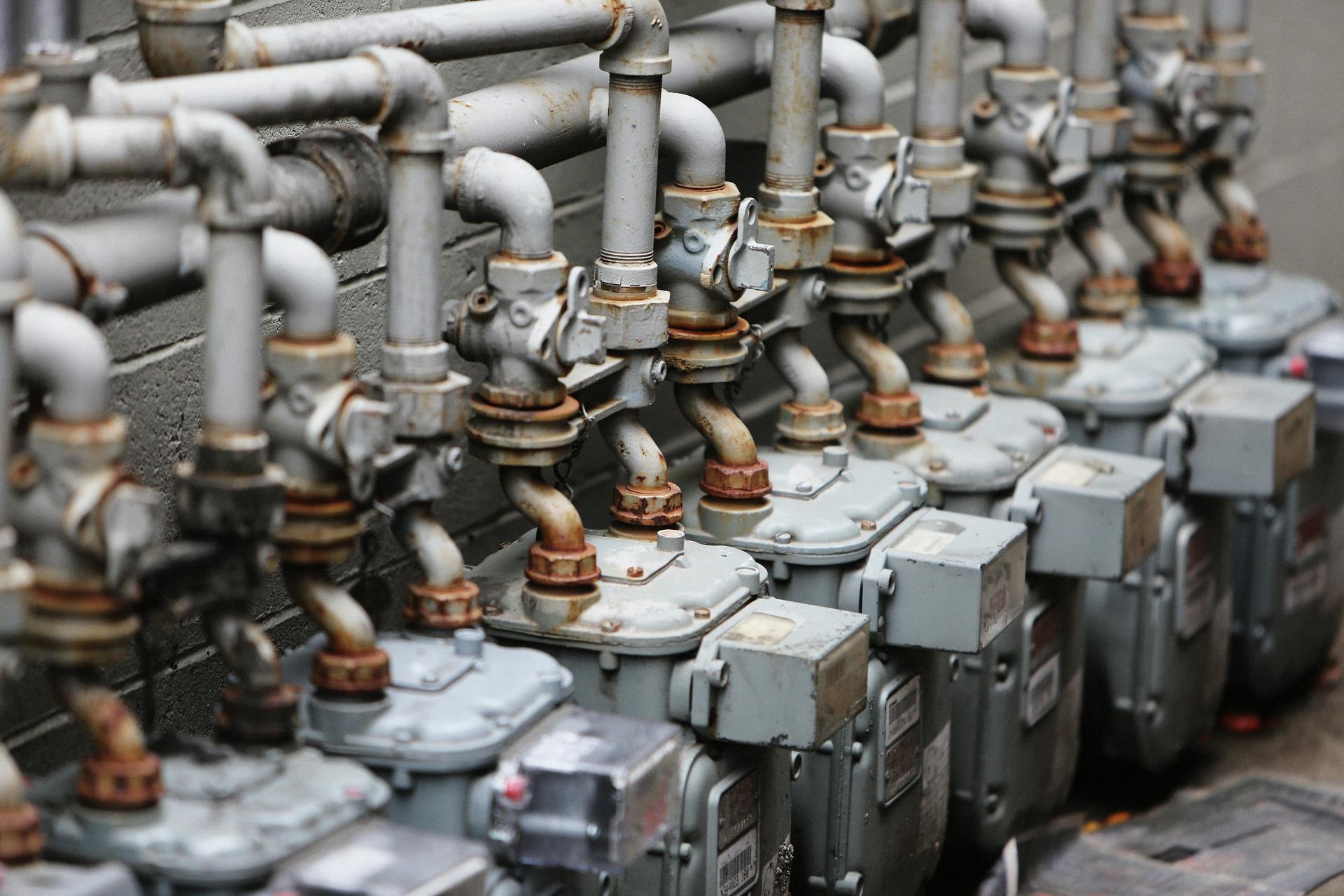 Vidaus ir lauko dujotiekio sistemų projektavimas ir įrengimas